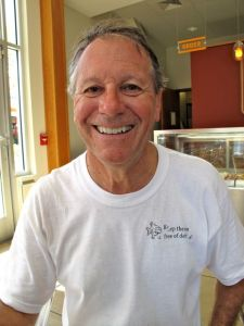 Bill Cooper, Director of Urban Water Research Center, U.C. Irvine, sailing pro, former Army Captain, always smiling/life of the party