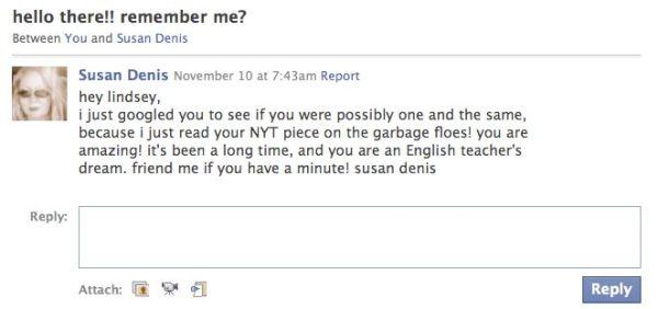 Susan Denis--11th grade English